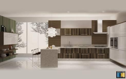 projeto: Cozinhas modernas por VS MELO