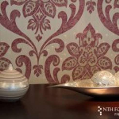 projeto: Salas de estar campestres por NTH Arquitetura