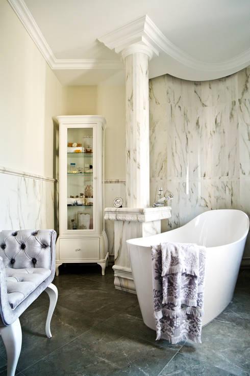 łazienka w Gdyni: styl , w kategorii Łazienka zaprojektowany przez Grafick sp. z o. o.