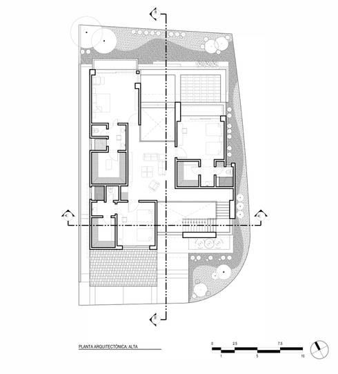 Imativa Arquitectos:  tarz