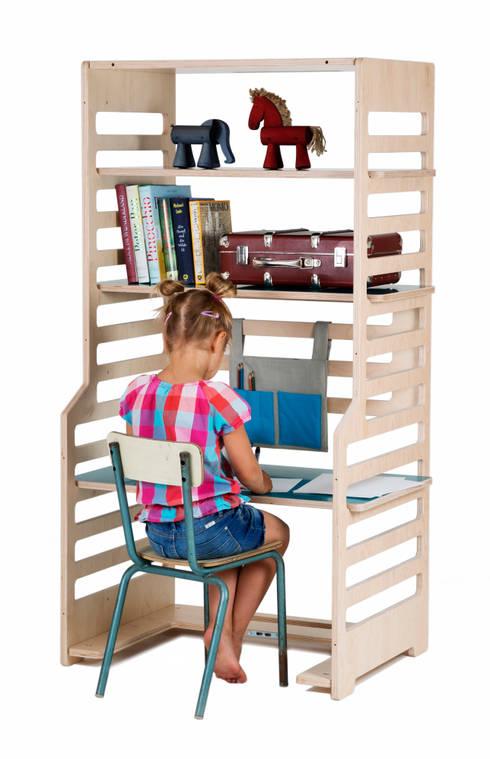 kojote vom babybett zum kinderzimmer von kidskoje homify. Black Bedroom Furniture Sets. Home Design Ideas