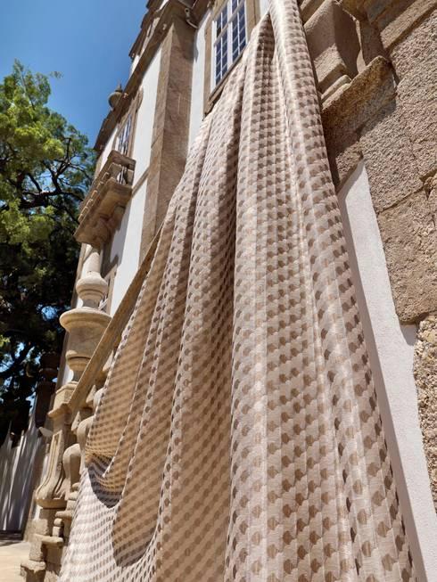 Baboo: Casa  por Aldeco, Interior Fabrics