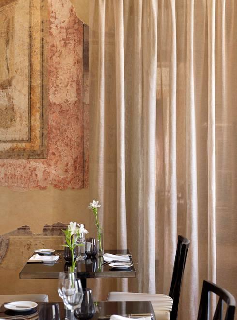 Leve: Casa  por Aldeco, Interior Fabrics