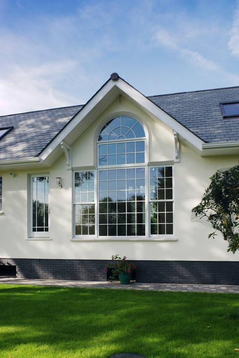 Projekty,  Okna zaprojektowane przez Marvin Architectural
