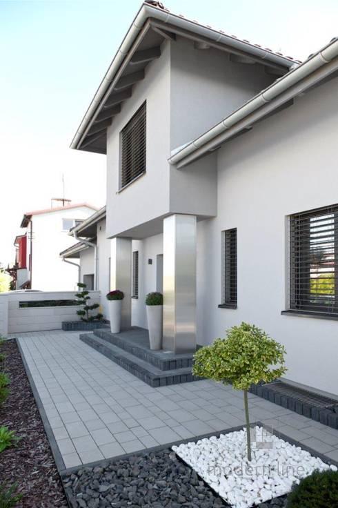 Terrazas de estilo  por Modern Line