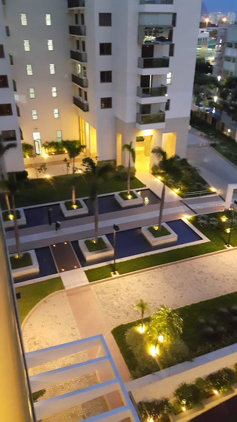 Casas  por Lucio Nocito Arquitetura e Design de Interiores