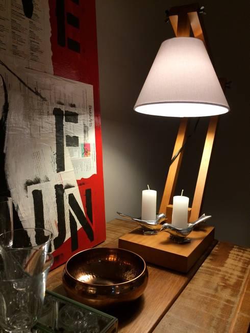 Artwork by Lucio Nocito Arquitetura e Design de Interiores