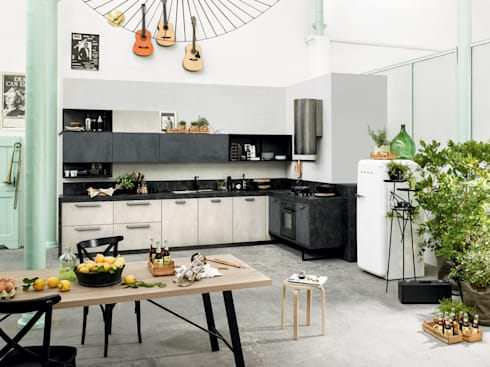 Spring Urban: the industrial style by Dibiesse di Dibiesse SpA | homify