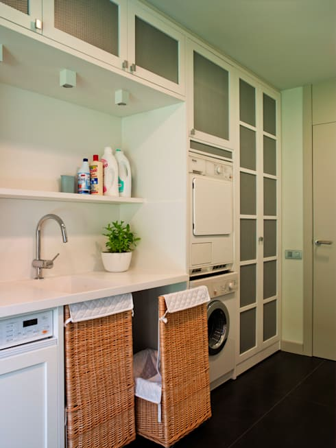 廚房 by DEULONDER arquitectura domestica