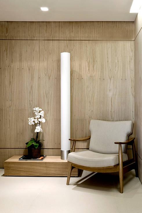 Pestana Arquitetura: Salas de estar modernas por Pestana Arquitetura Concept