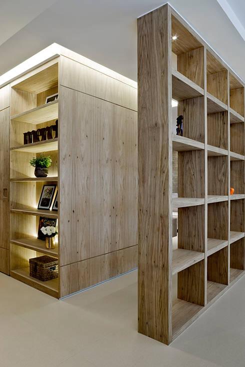 Pestana Arquitetura: Escritórios  por Pestana Arquitetura Concept