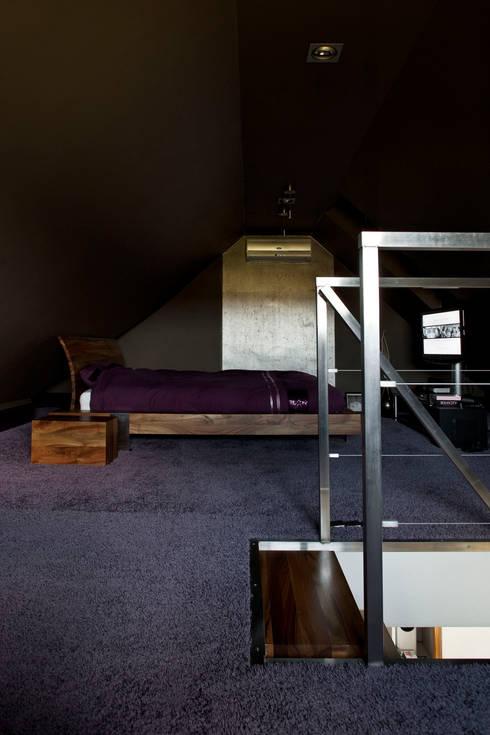 Bedroom by Jeżewska & Zakrawacz