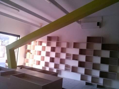 Carpintería HDH: Oficinas y tiendas de estilo  por carpinteria hdh