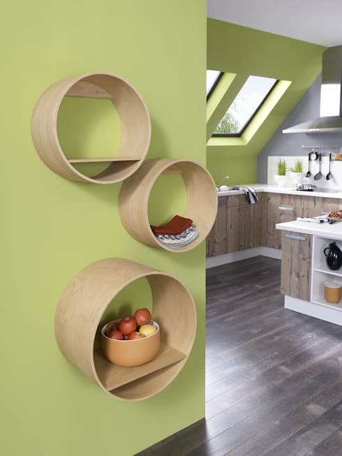 Kitchen by Kißkalt Designs