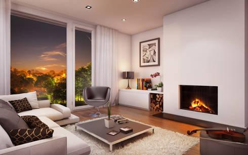 r egg kamin violino von r egg chemin e schweiz ag homify. Black Bedroom Furniture Sets. Home Design Ideas