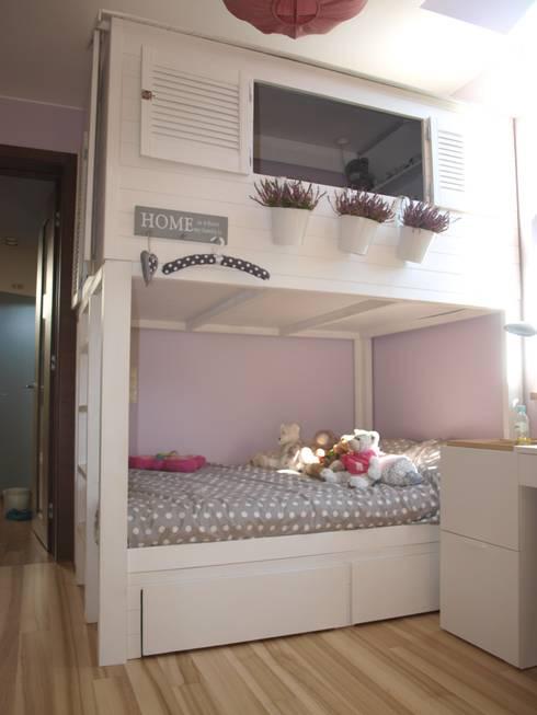 Unikatowy domek dla dziecka: styl , w kategorii Pokój dziecięcy zaprojektowany przez Eko Bracia