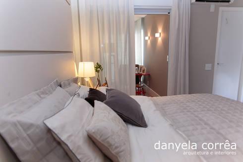 Apartamento: Quarto infantil  por Danyela Corrêa