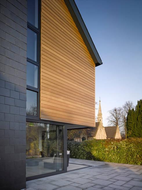 Projekty,  Domy zaprojektowane przez ID Architecture