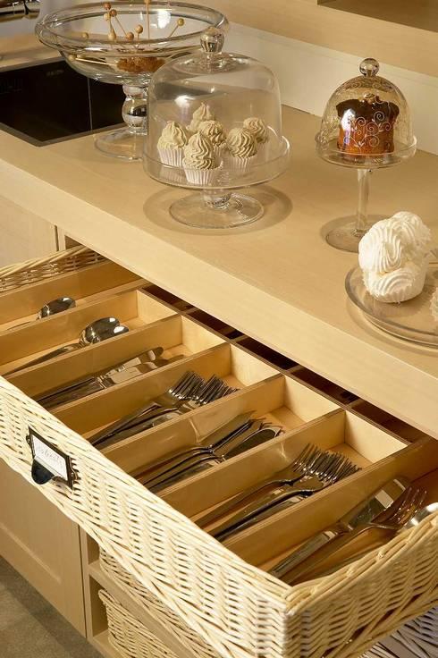 Organización interior... porque los detalles, importan de DEULONDER arquitectura domestica