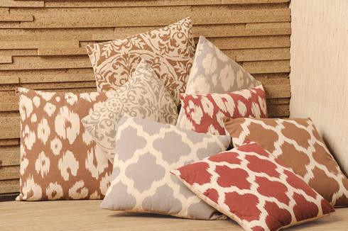 Almofadas decorativas: Quarto  por DeBORLA