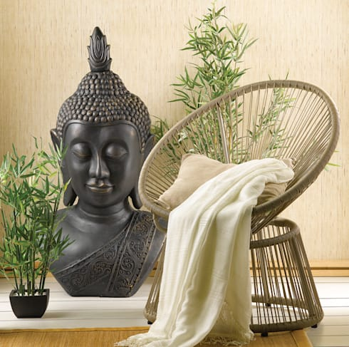 Zen Mood: Sala de estar  por DeBORLA