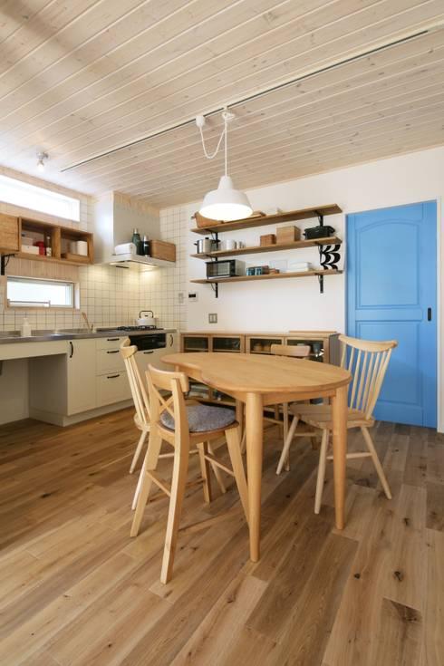Ruang Makan by dwarf