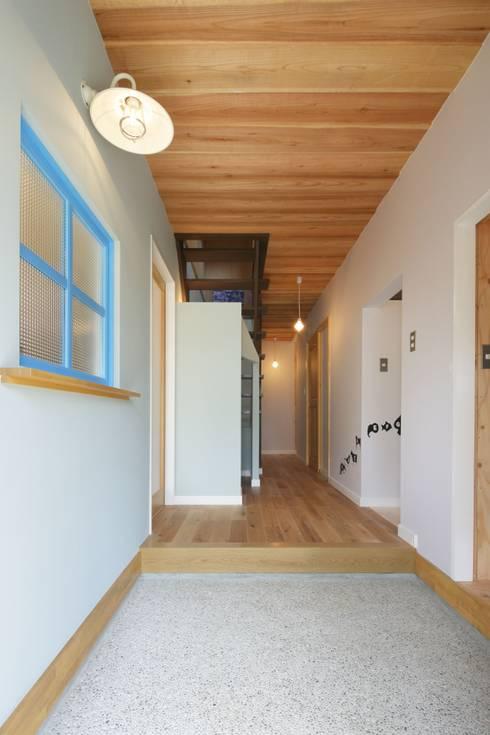 Koridor dan lorong by dwarf