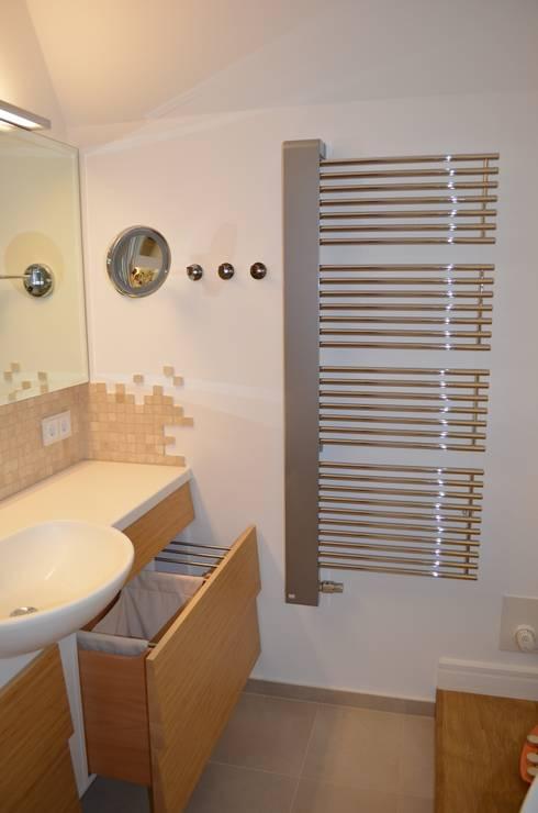 wellnessbad von wohnideen lebedies homify. Black Bedroom Furniture Sets. Home Design Ideas