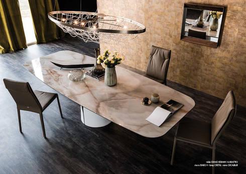 Sala de jantar  por Versat