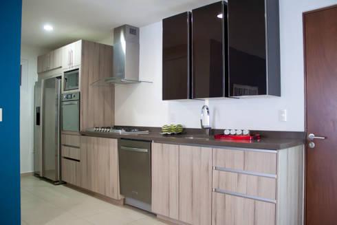 Cocina: Cocinas de estilo minimalista por Avianda Kitchen Design