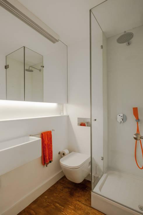 Badkamer door Vanessa Santos Silva | Arquiteta