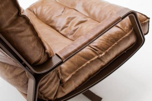 Poltrona Mabelle: Sala de estar  por estudiobola