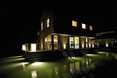 Haus am see von kilian gartner architektur homify for Modernes haus am see