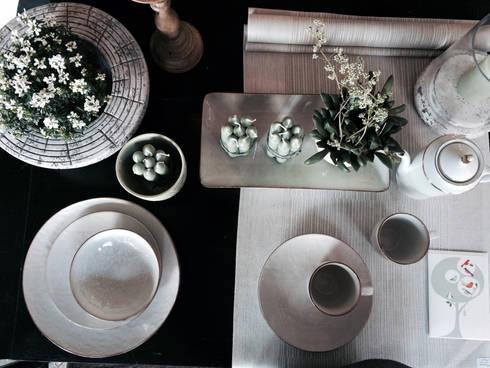 geschirr hessian von broste copenhagen von wohnschwestern homify. Black Bedroom Furniture Sets. Home Design Ideas