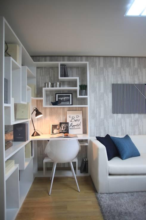two room : design seoha의  아이방