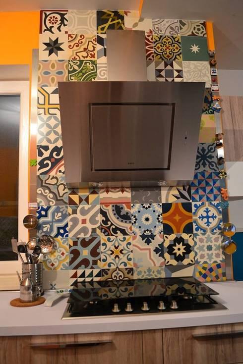Patchworks Zementfliesen By Mosaic Del Sur Homify - Fliesen wie zementfliesen