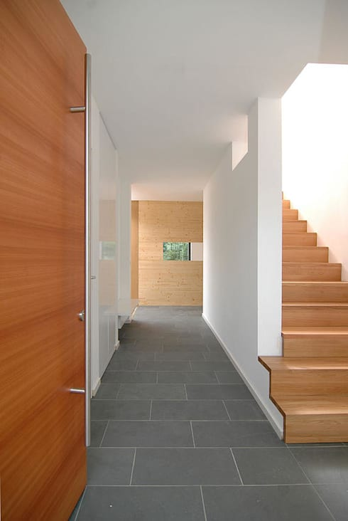 haus lolu von f rst niedermaier architekten homify. Black Bedroom Furniture Sets. Home Design Ideas