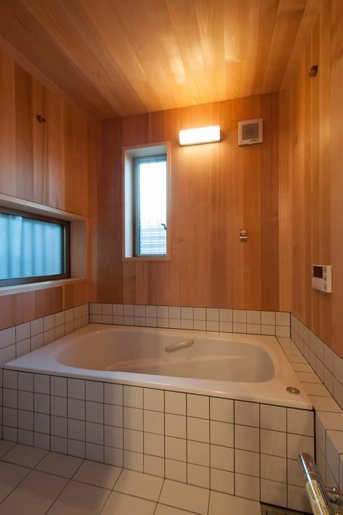 浴室: shu建築設計事務所が手掛けた浴室です。