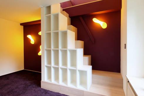 Kinderzimmer auf 2 Etagen von K&R Design GmbH | homify | {Kinderzimmer für 2 33}