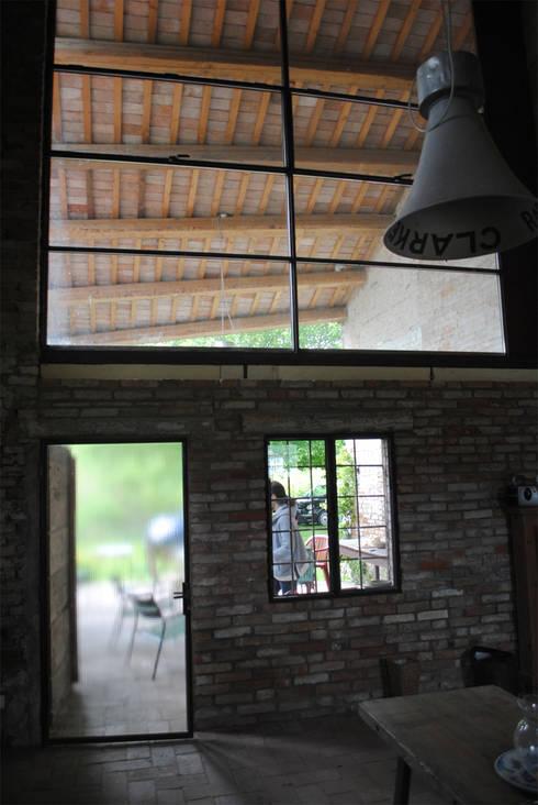 Ristrutturazione casa di campagna di bongiana architetture homify - Ristrutturazione casa campagna ...