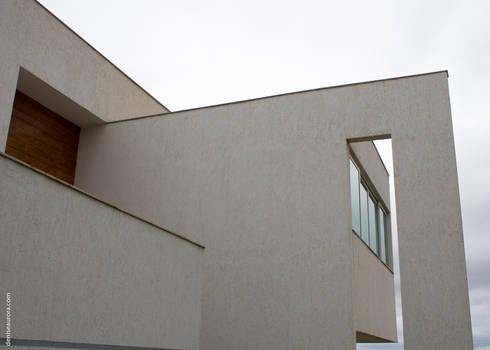 Casa Alphaville 1: Casas modernas por AURORA Arquitetura - Design 4 Stays
