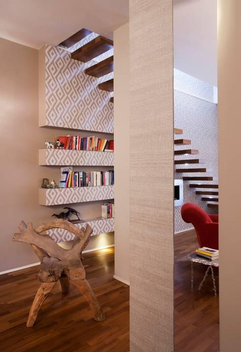 Corridor & hallway by bilune studio