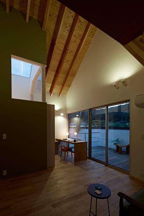 moderne Slaapkamer door arc-d