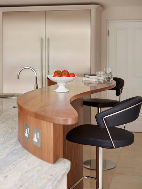 Cocinas de estilo moderno de Davonport