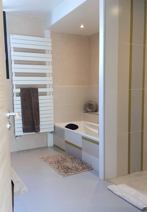 aprs une grande salle de bain familiale salle de bain de style de style - Grande Salle De Bain Familiale