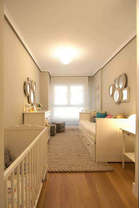 Kinderkamer door Sube Susaeta Interiorismo
