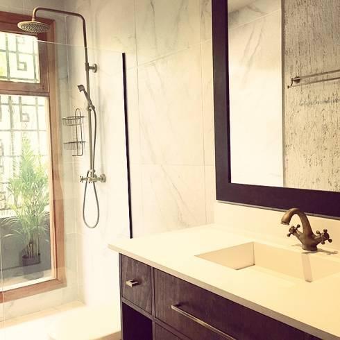 Bathroom design: Baños de estilo  por JCandel