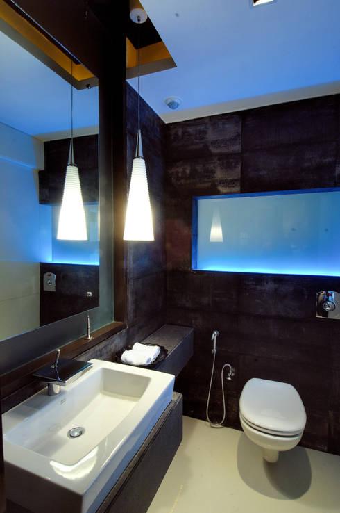 ARK Reza Kabul Architects Pvt. Ltd.が手掛けた浴室