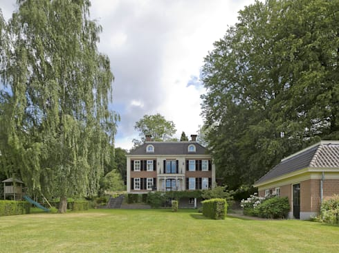 Landhuis te oosterbeek von friso woudstra architecten bna b v