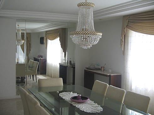 Projetos: Salas de jantar modernas por aclinsmaranhao
